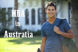 MBA in australia
