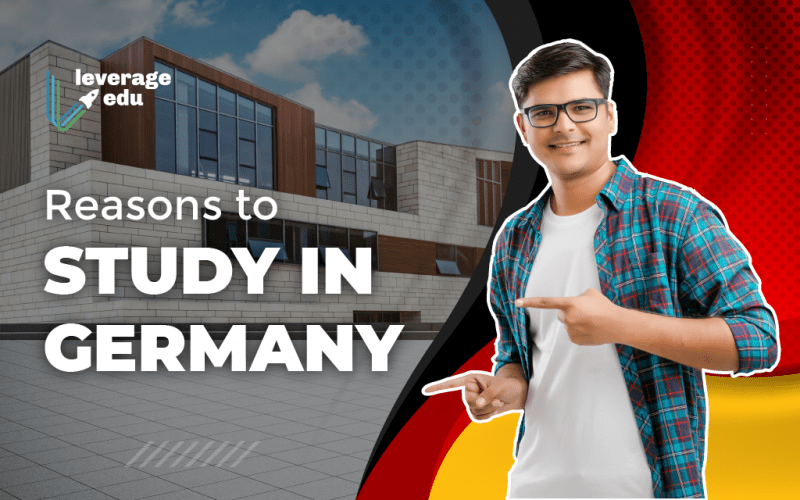 reasons to study in germany