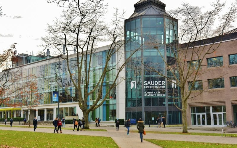 UBC Sauder School of Business: An MBA Experience- Leverage Edu