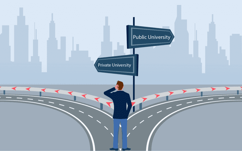 Public vs Private Universities