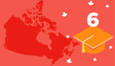 IELTS 6 Band Universities in Canada for Masters
