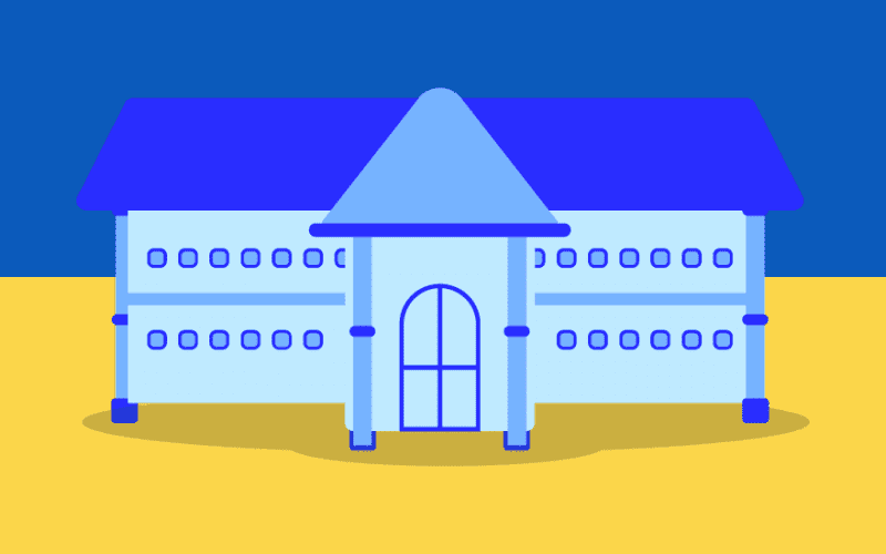 Universities in Ukraine