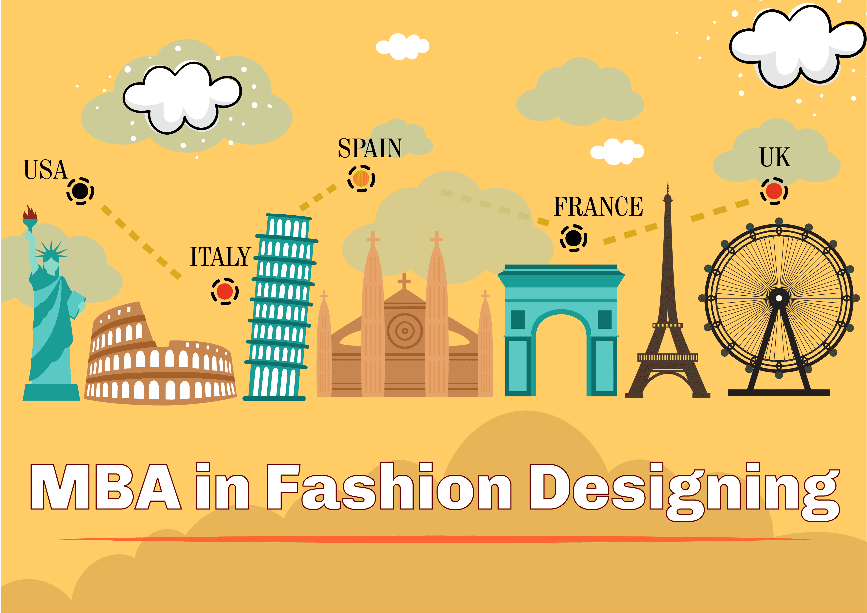 Which Country Is Best For Fashion Designing Leverage Edu
