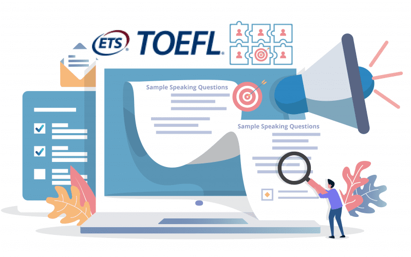 TOEFL Sample Speaking Questions
