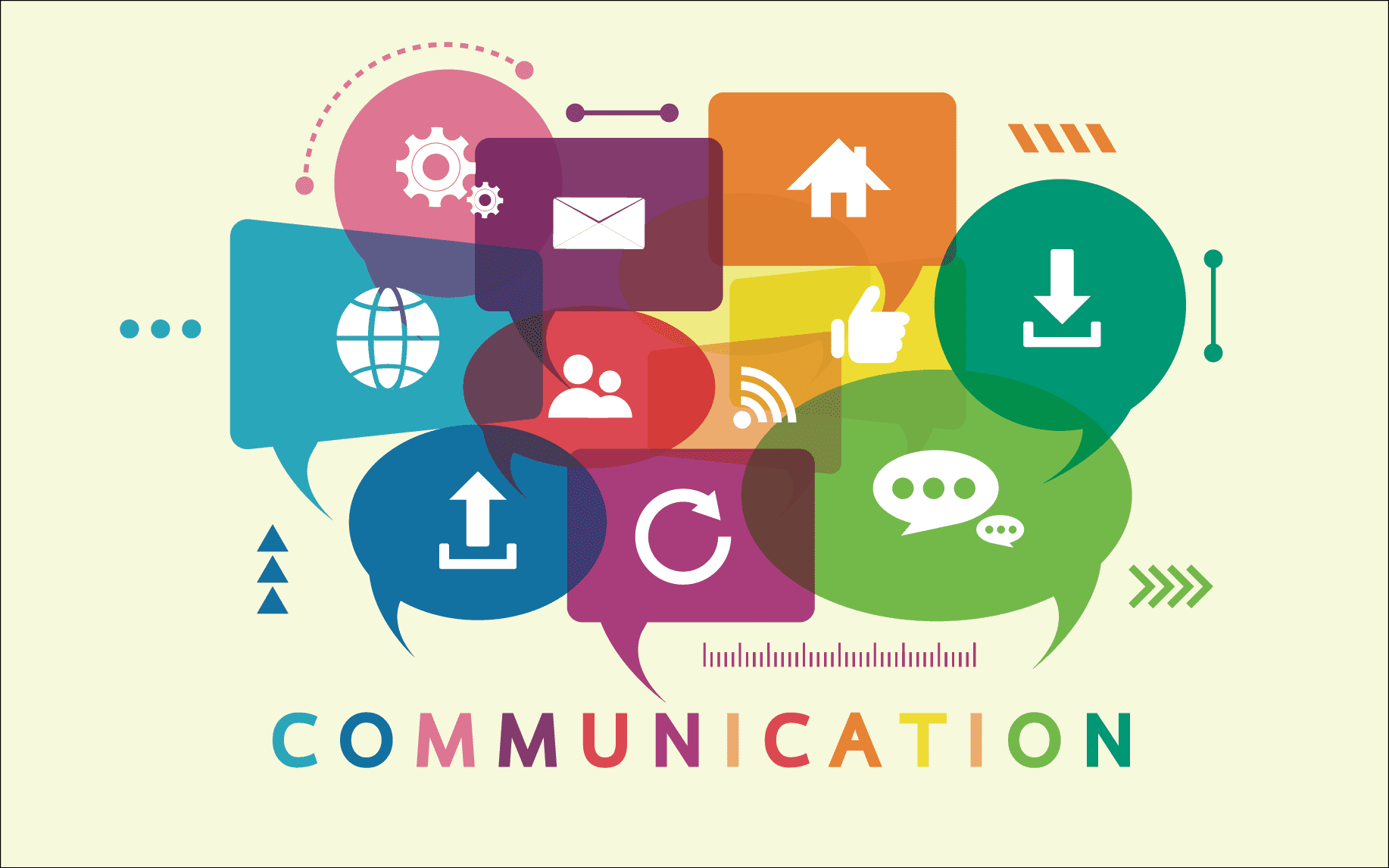 Image result for modes of communication