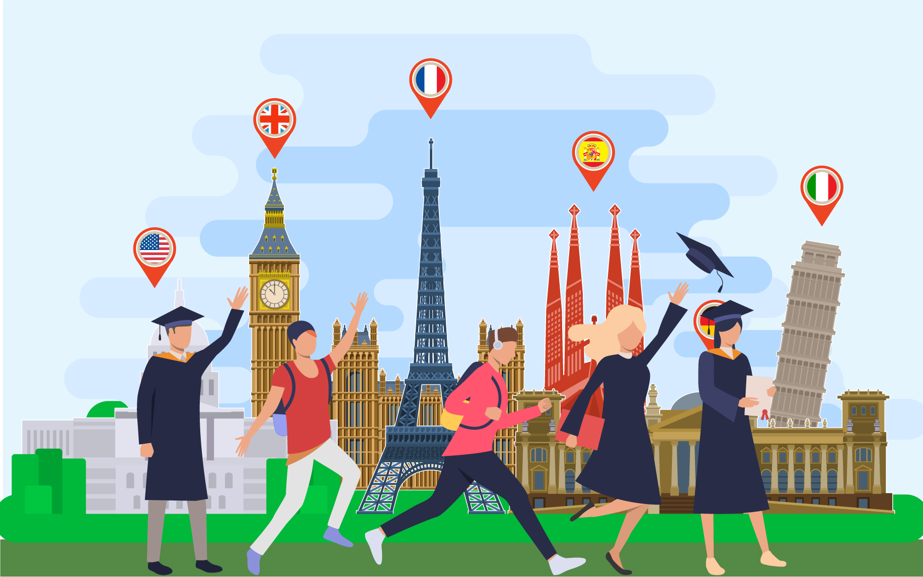 Study Abroad [Go-To Detailed Guide for Indian Students] - Leverage Edu