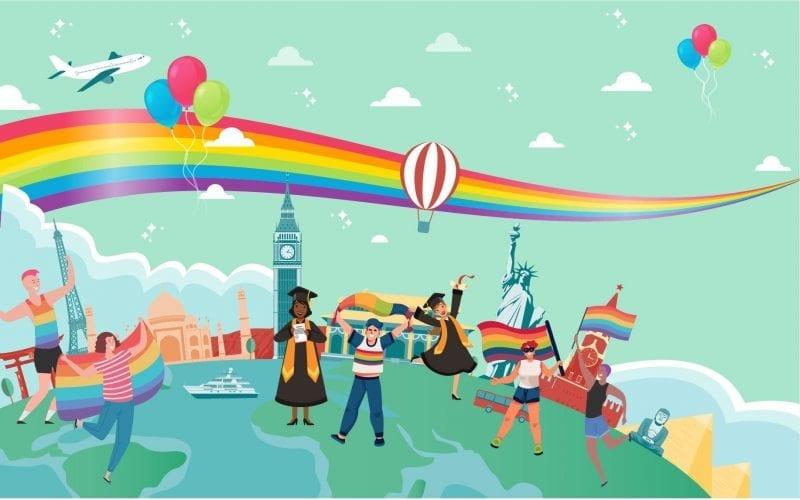 8 Most LGBTQ-Friendly Study Abroad Destinations