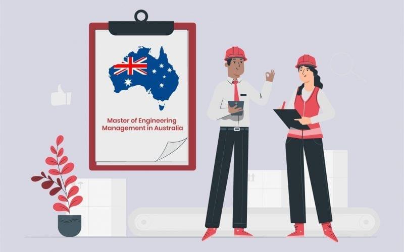 Master of Engineering Management in Australia