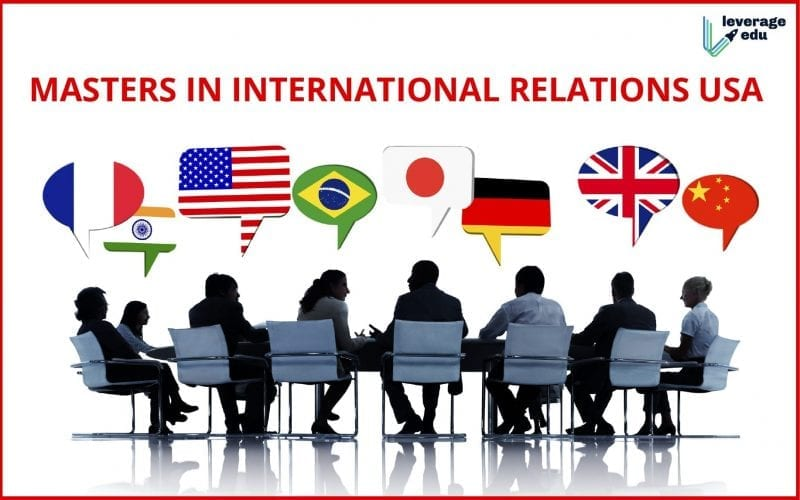 Masters in International Relations USA