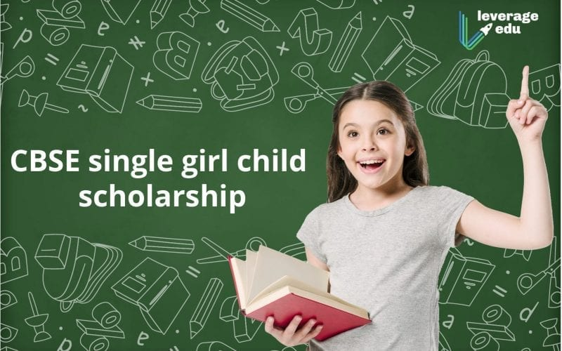 single girl child scholarship