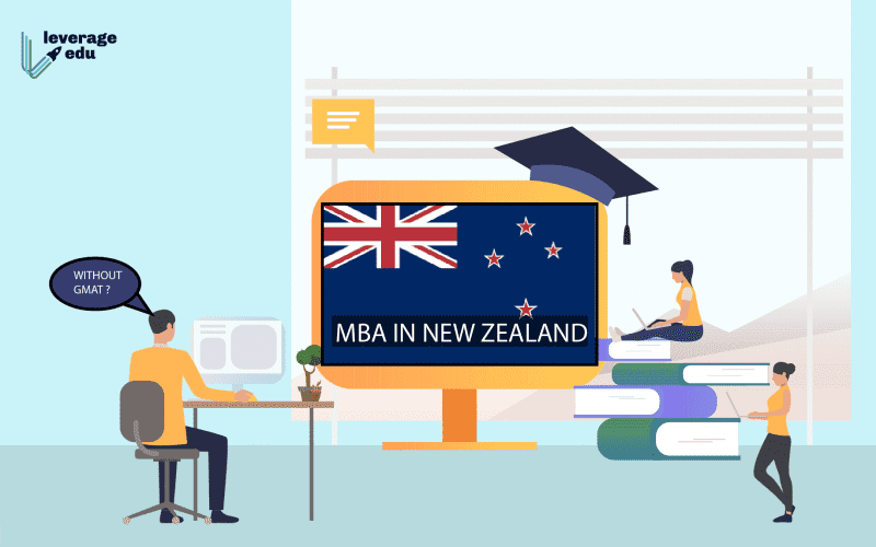 MBA in New Zealand without GMAT