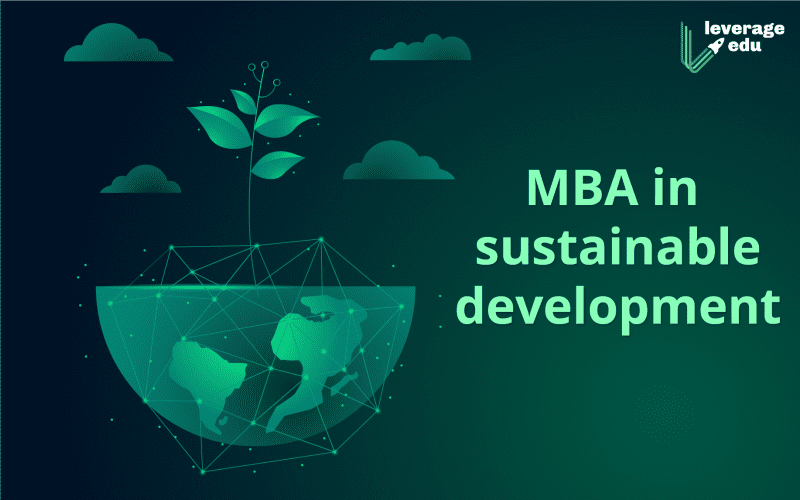 mba in sustainable development