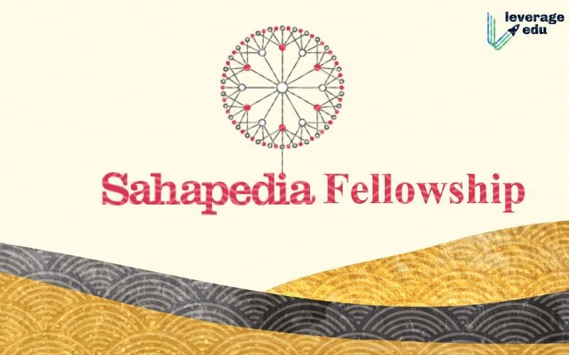 Sahapedia Fellowship