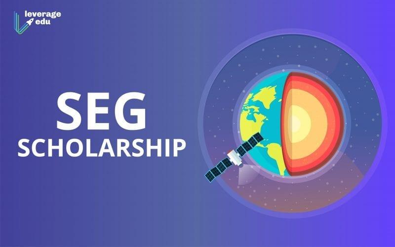SEG Scholarship
