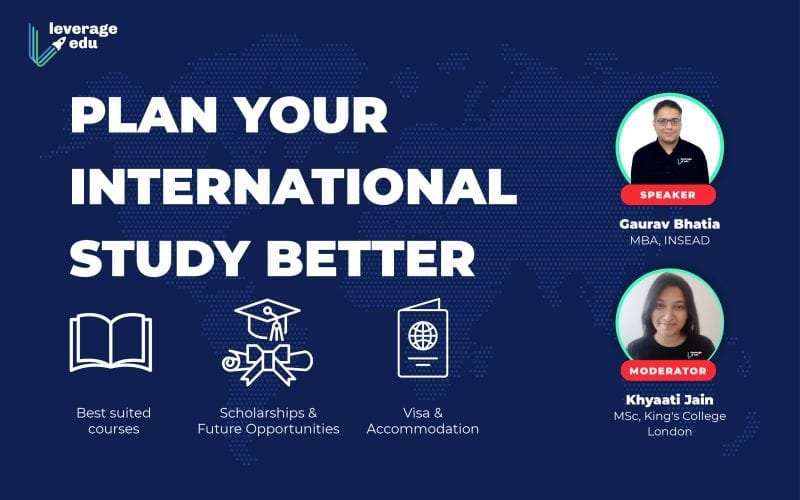 Webinar on International Studies