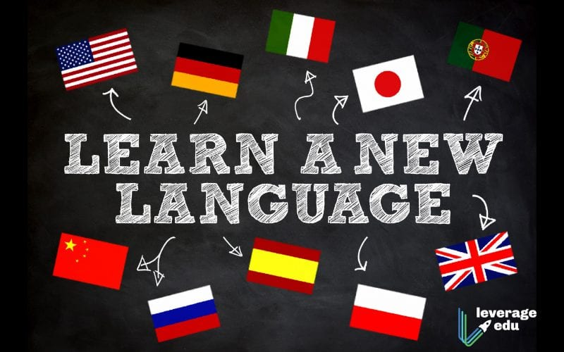 How to learn new languages