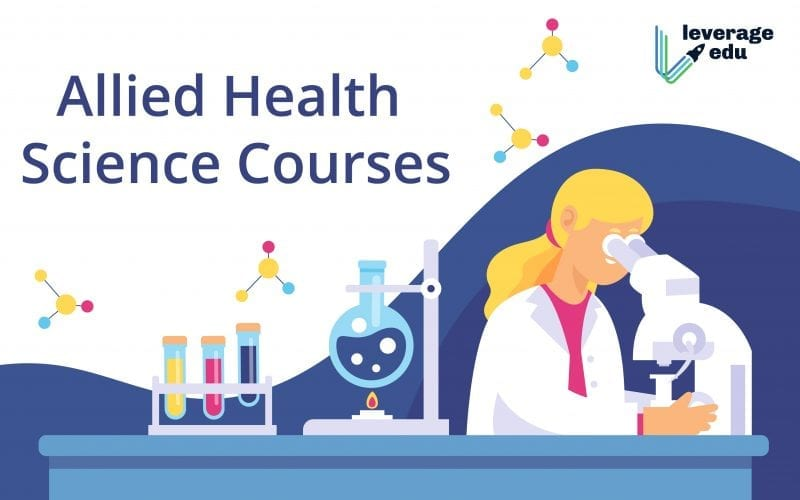 allied health science courses