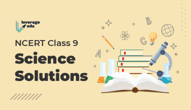NCERT Class 9 Science Solutions