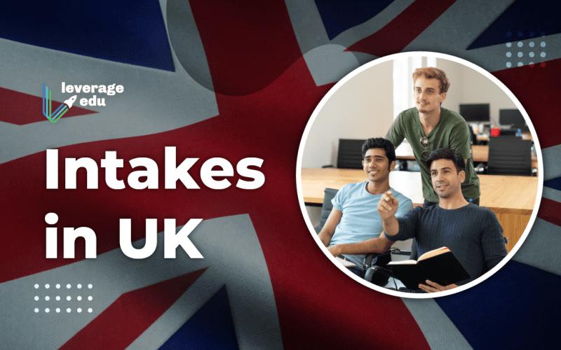 Intakes in UK