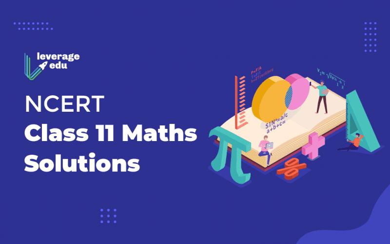 NCERT Class 11 Maths Solutions