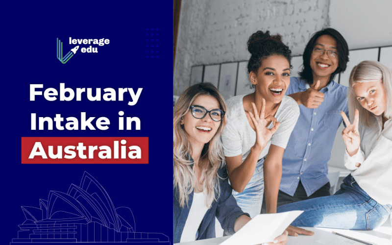 February Intake in Australia
